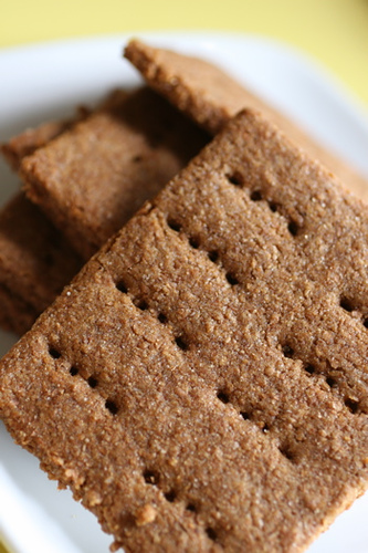 ... Food Facts for Thought: Graham Crackers...what exactly are they