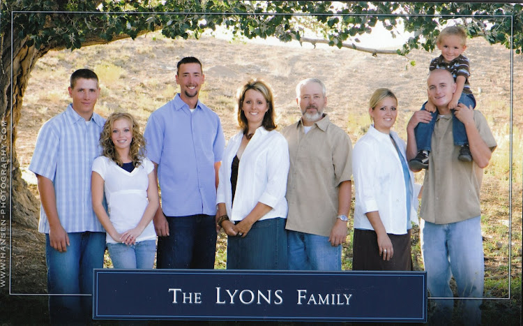 The Lyons Family
