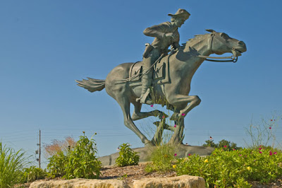 kansas journeys pony express
