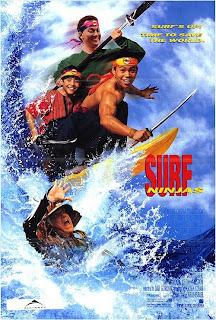 Surfistas Ninjas Dublado 1993