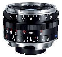 Zeiss unveils new 35mm ZM lens.
