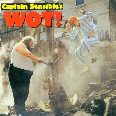WOT - Captain Sensible: Video, Lyrics & Cover, Captain Sensible, Video, Songtext Lyrics, Cover, Oldie Klassiker Classic