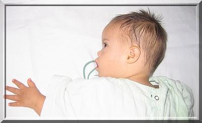 Maximilian, Down-Syndrom, krank