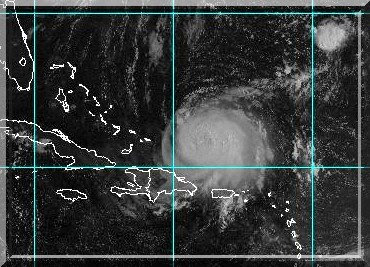 Hurrikan Ike 2008, Hurrikansaison 2008, Hurricane, Sturm, storm, tormenta, Zyklon, Mexiko, Mexico, Tropische Depression, Sturm, Prognose, Zugbahn, Pazifik, Atlantik, forecast, Vorhersage, Satellitenbild