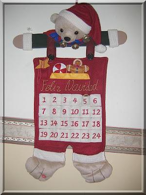 Adventskalender Mexiko, Weihnachten, Navidad