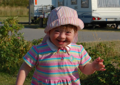 Pikku Mansikka, Margarethe, deutsch, Deutschland, Down Syndrom, Down-Syndrom Blogs, Down-Syndrome, Extrachromosom, Fotos, Kind, Trisomie 21,