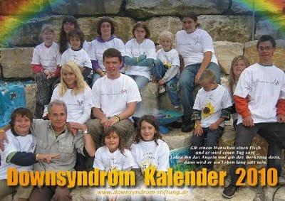 Down-Syndrom Kalender 2010, deutsch, Deutschland, Down Syndrom, Down-Syndrom Blogs, Down-Syndrome, Extrachromosom, Fotos, Trisomie 21, Österreich,