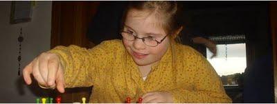 Trotz Behinderung hat Marie Spaß am Leben, Marie Lüling, deutsch, Deutschland, Down Syndrom, Down-Syndrome, Extrachromosom, Kind, Trisomie 21,