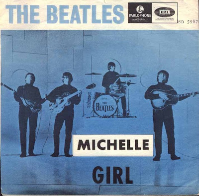 MICHELLE - The Beatles Video, Cover & Lyrics (Album Rubber Soul erscheint am 3 Dezember 1965), The Beatles, Songtext Lyrics, Video, live en vivo Konzert Concert concierto, Cover,