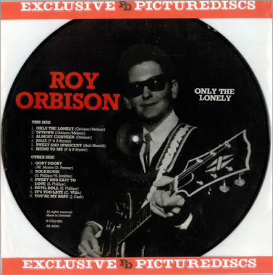 ONLY THE LONELY - Roy Orbison († 6. Dezember 1988) Video, Lyrics & Cover, Roy Orbison, Video, Songtext Lyrics, live en vivo Konzert Concert concierto, Cover,