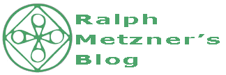 Ralph Metzner's Blog
