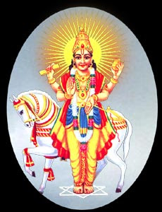 Guys India has their own name and goddess for Friday it's like they have their own way of doing EVERYTHING!!!