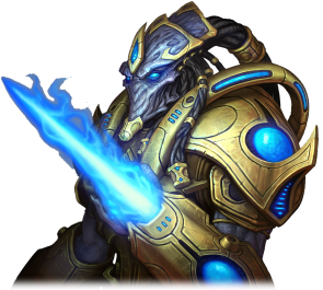 Yeah I pretty much always play Protoss because OF COURSE I DO.