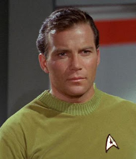 Kirk in Star Trek TV series - 2009 Movies review