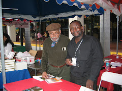 Me and Amiri Baraka