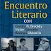 ENCUENTRO LITERARIO con Camilo Brodsky, Rodrigo Olavarría y Víctor Quezada en Tacna