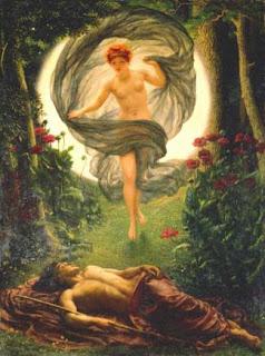 El mito de Selene y Endimion