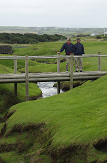 ryan and tom hodson ireland golf trip