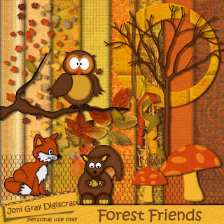 http://jonigray.blogspot.com/2009/10/forest-friends-freebie.html