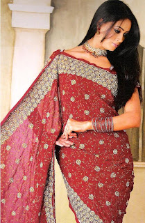 Shweta Tiwari in Saree