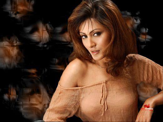 Actress Rimi Sen Hot