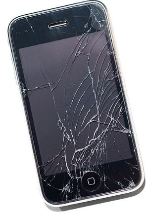 Replacebroken Ipod Touch Screen on How To Repair Iphone Cracked Screen Or Dead Wifi