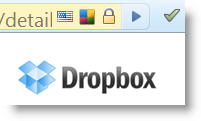 abrir subir descargar archivos Dropbox en Google Chrome