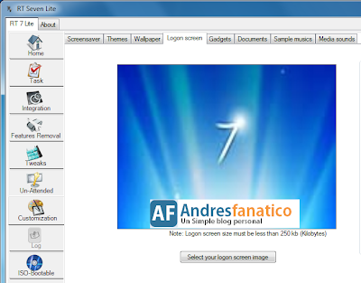 Como Personalizar y Modificar Windows 7