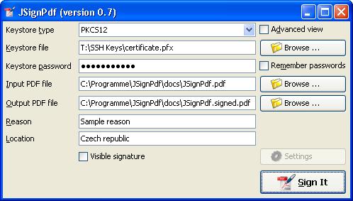 poner firma a archivos pdf contraseña