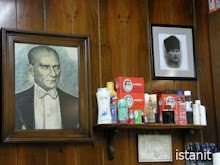 sous l'oeil d'Atatürk