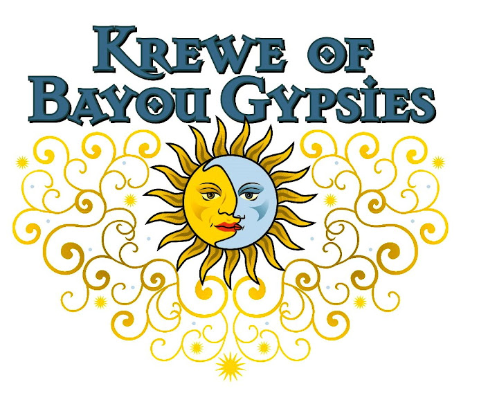 krewe of bayou gypsies