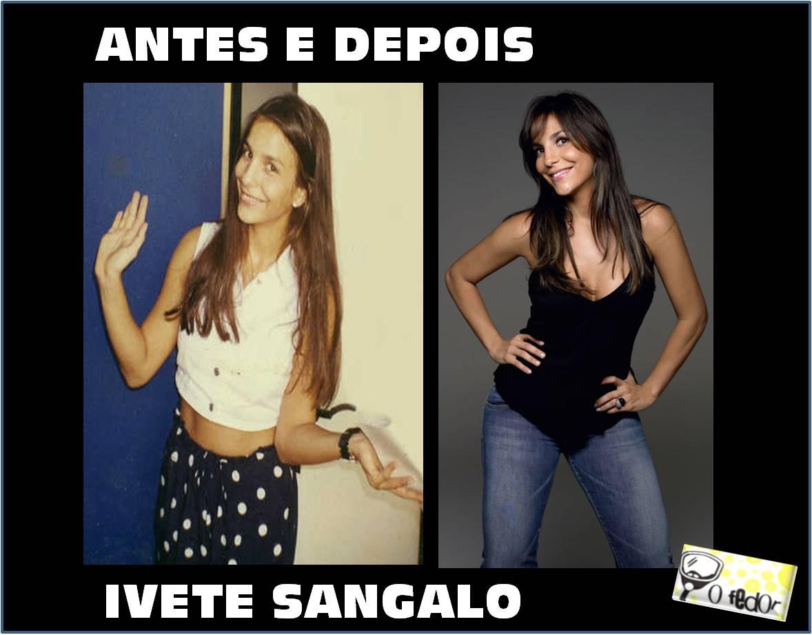 Famosos antes da fama | Pra Rock'rolear Ivete Sangalo Antes Da Fama