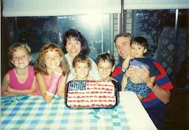 The Doug & Esther Cahoon Family