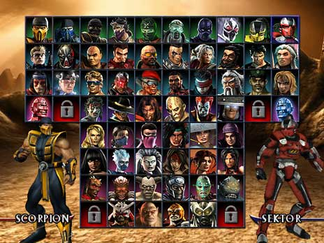 Wii:Mortal Kombat Armageddon