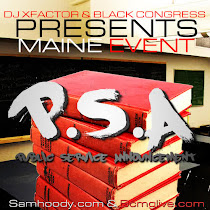Maine Event - P.S.A Mixtape