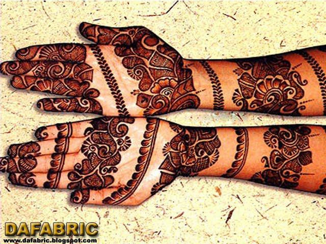 Falguni Rajpara Bridal Mehndi Designs : Mehandhi collections