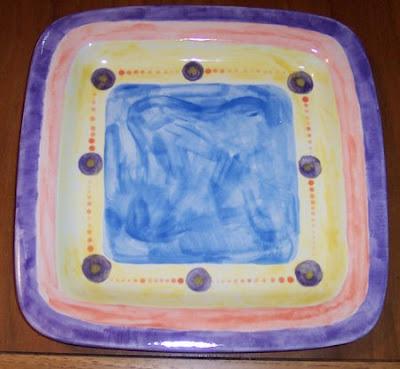 Marjorie's platter