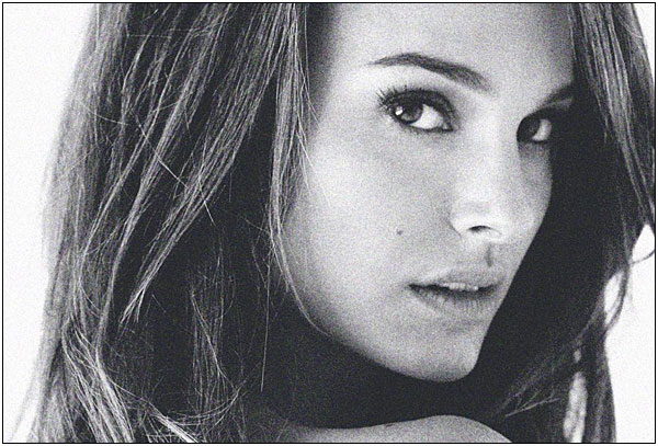 Natalie Portman for Miss Dior Cherie perfume