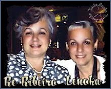 Maria Regina Moura Ribeiro e Maria Helena Moura