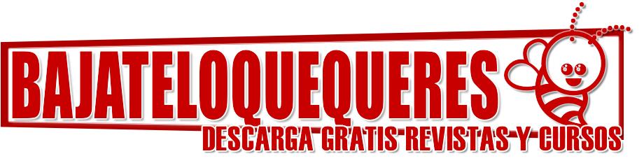 MANUALIDADES - REVISTAS - CURSOS - SOFTWARE FREE - PROGRAMAS - DESCARGAS GRATIS - GUIAS