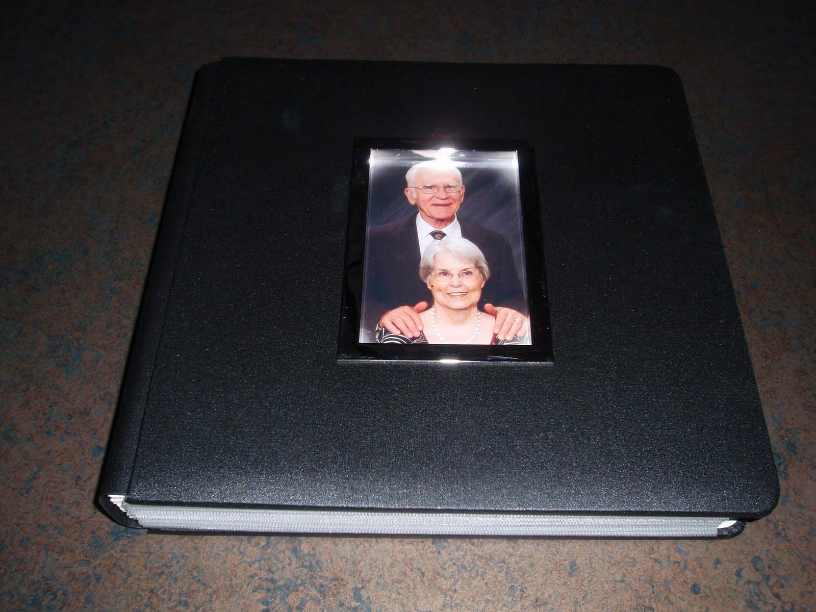 Scrapbook ideas for anniversary - 50th Wedding Anniversary Scrapbooking Ideas