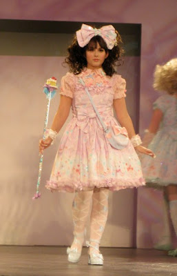 Teens fashion japanese innocent