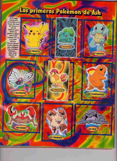 pokémon: momento nostalgico