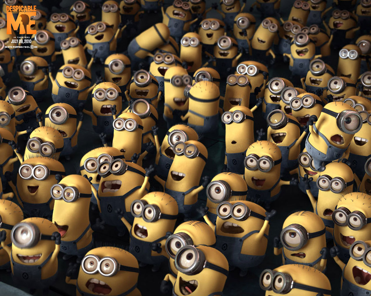 Carol's Sweet Blog: [ Despicable Me ♥♥♥ ]