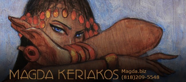 magda keriakos / concept art work