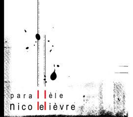 Nico lelievre parallele 2iem album preview 0