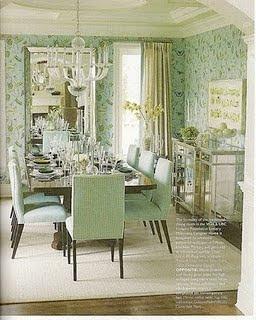 Sarah Richardson Dining Room