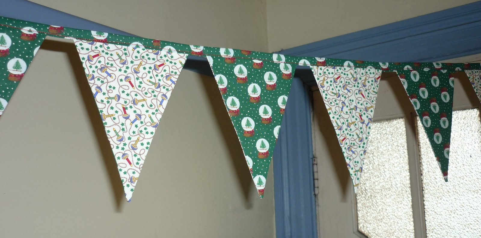 Fabric Buntings And Other Creations Patch And Other