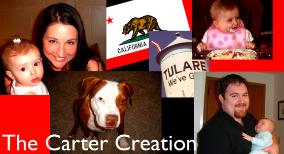The Carter Creation