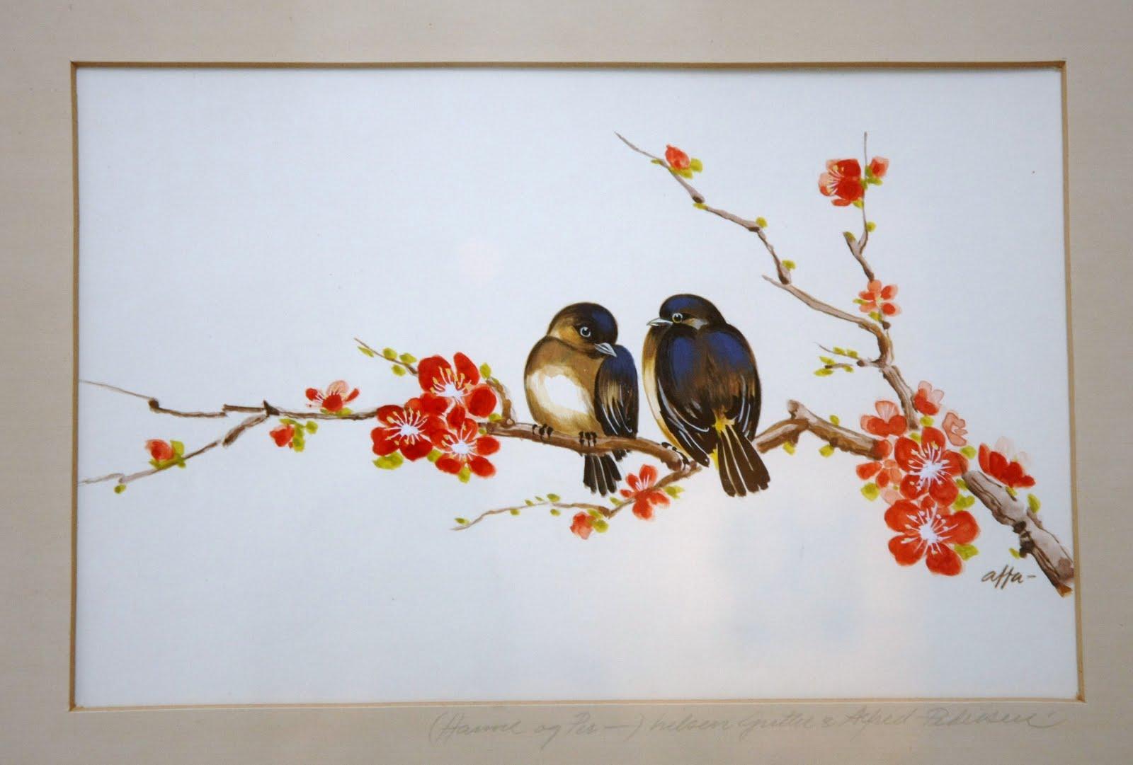 Små fugler